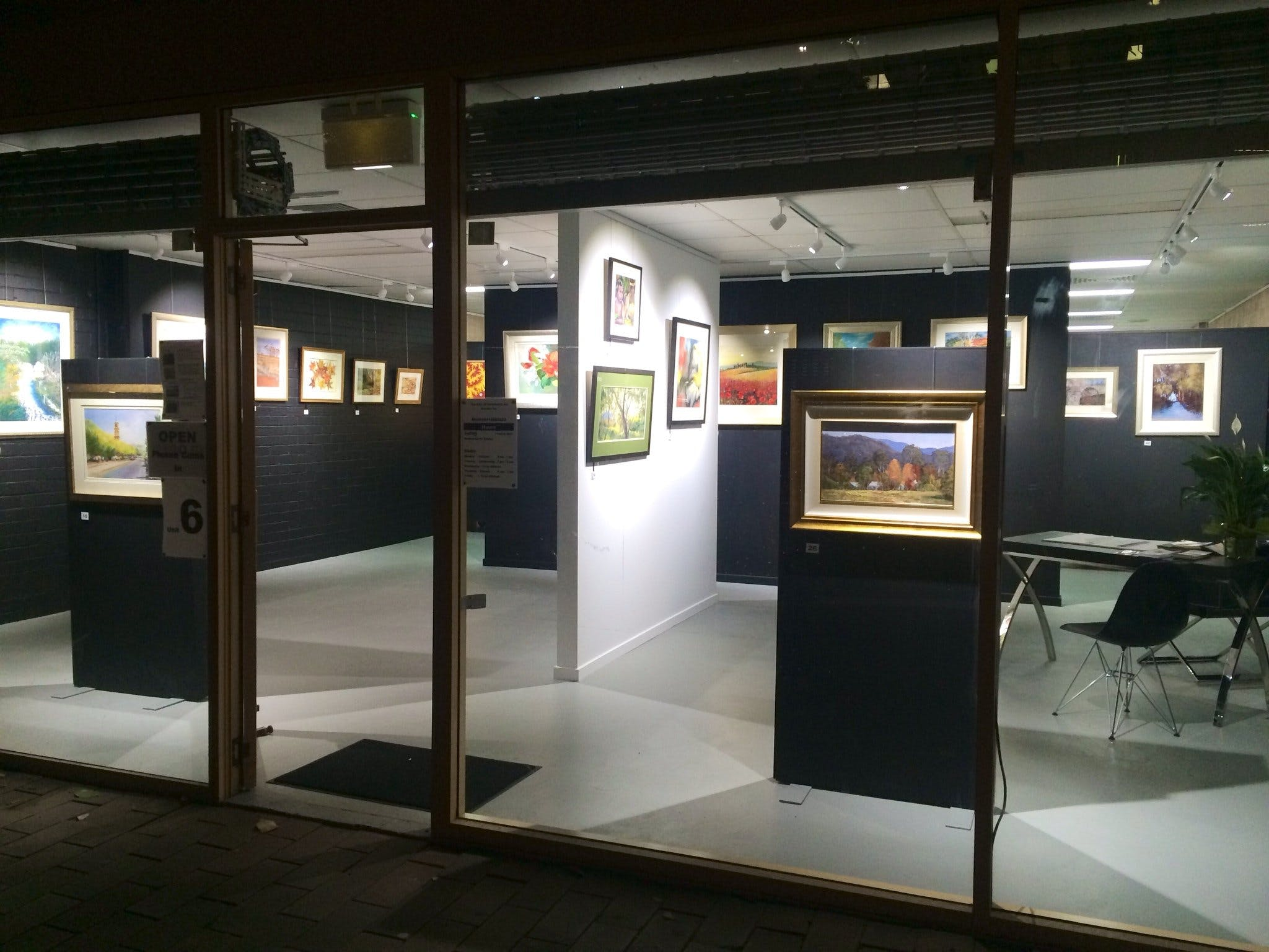 The Hunter Street Gallery of Fine Arts - Tourism Bookings WA