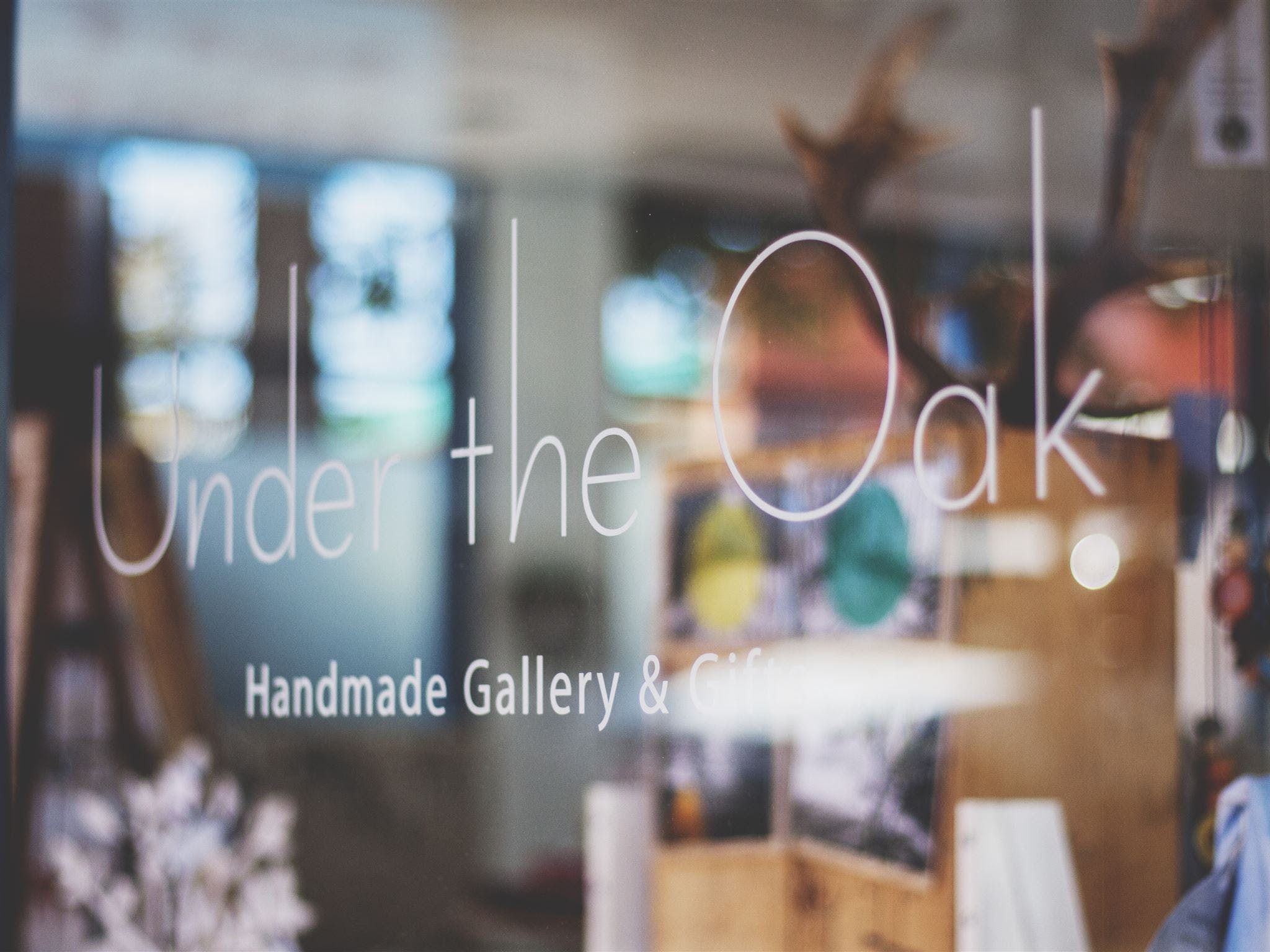 Under The Oak Handmade Gallery and Gifts - Tourism Bookings WA