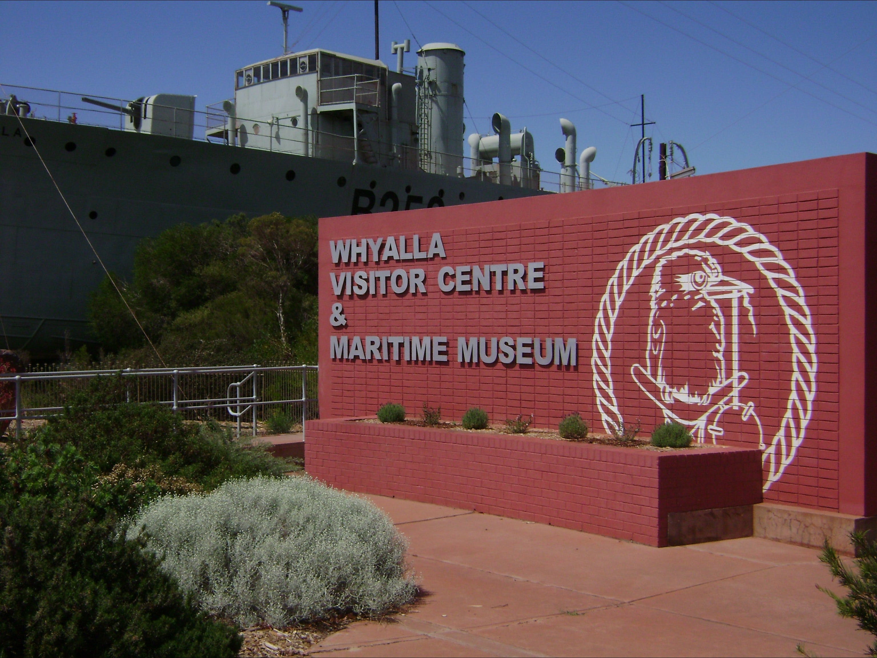 Whyalla Maritime Museum - Tourism Bookings WA