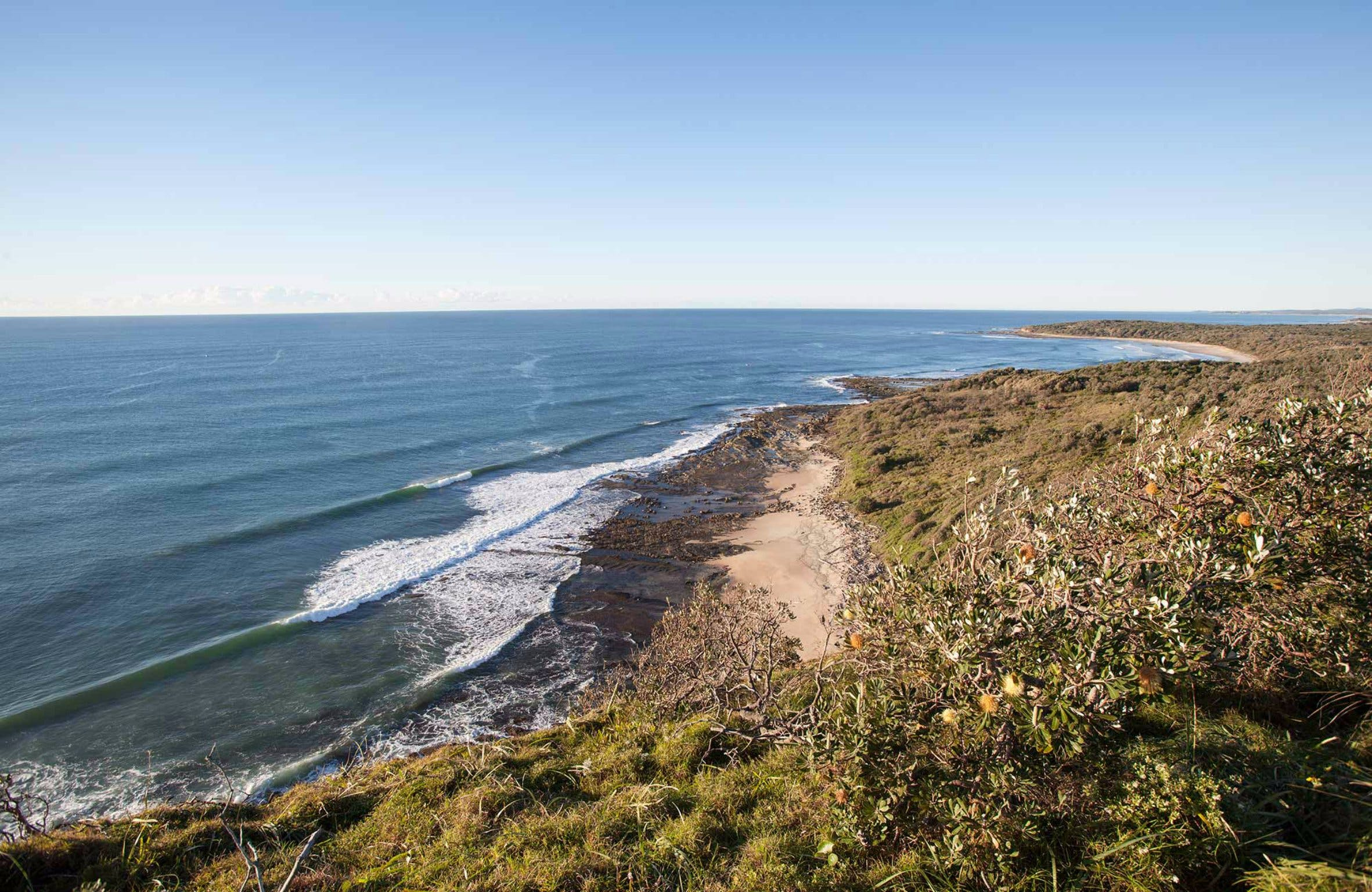 Angourie to Brooms Head - Tourism Bookings WA