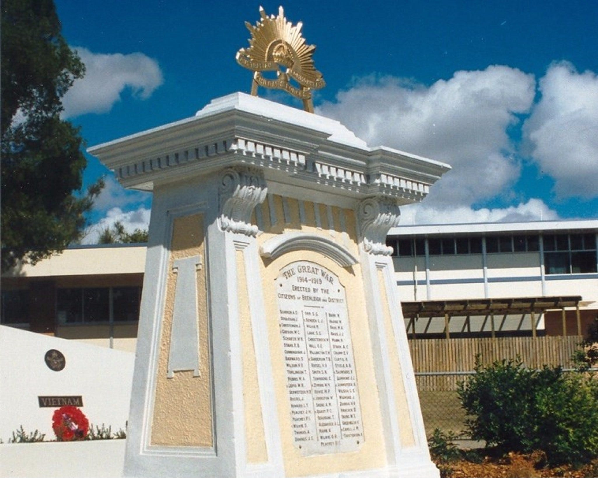 Beenleigh War Memorial - Tourism Bookings WA