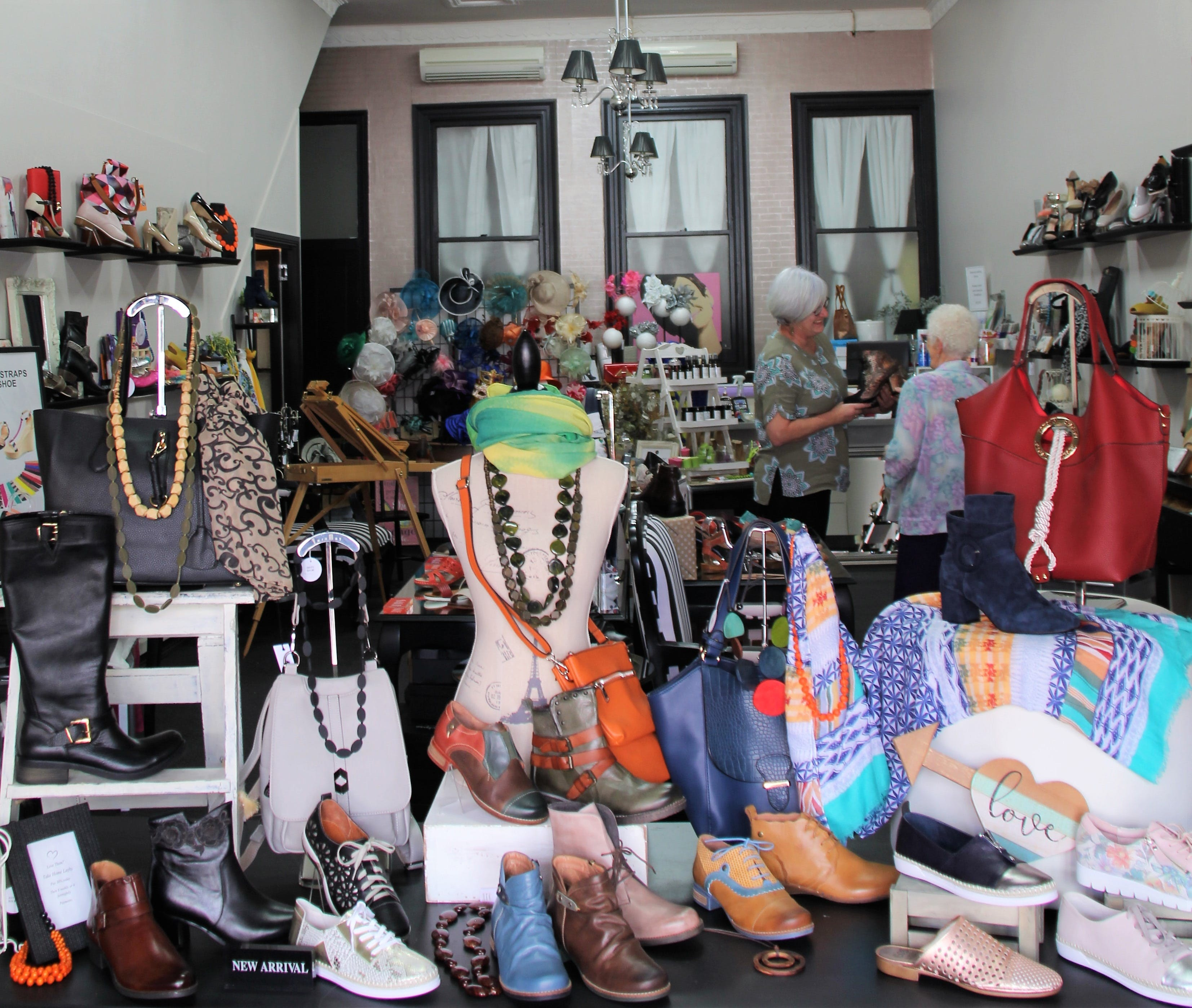Obsession Shoes Boutique - Tourism Bookings WA
