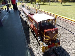 Penwood Miniature Railway - Tourism Bookings WA