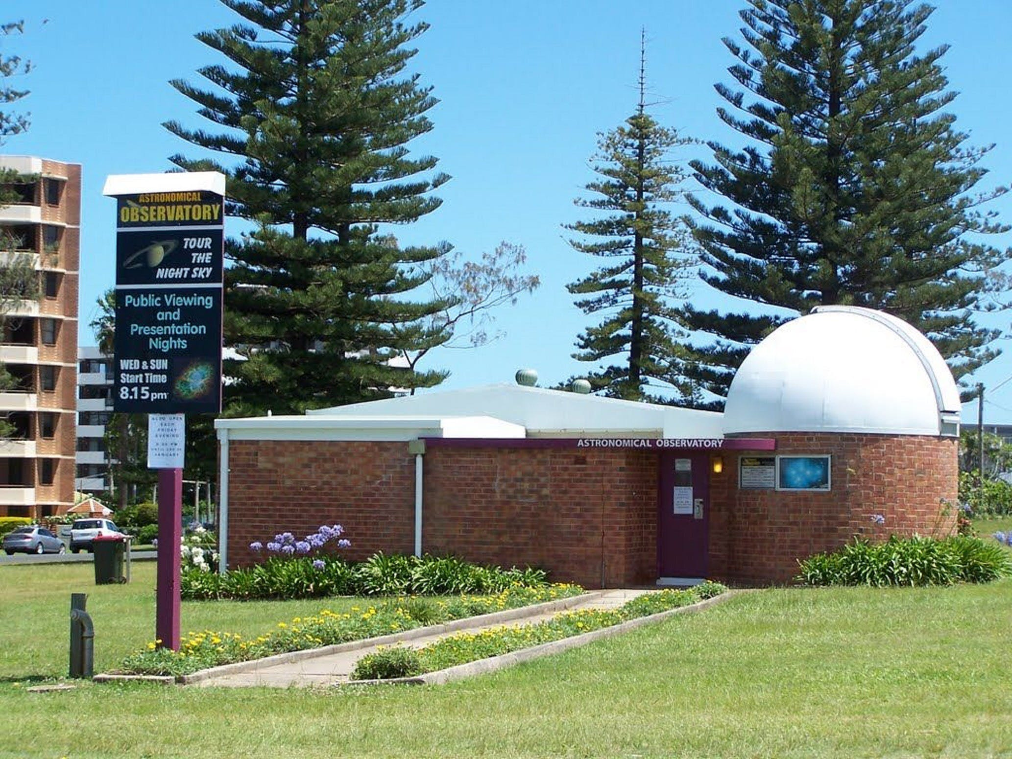 Port Macquarie Astronomical Observatory - Tourism Bookings WA
