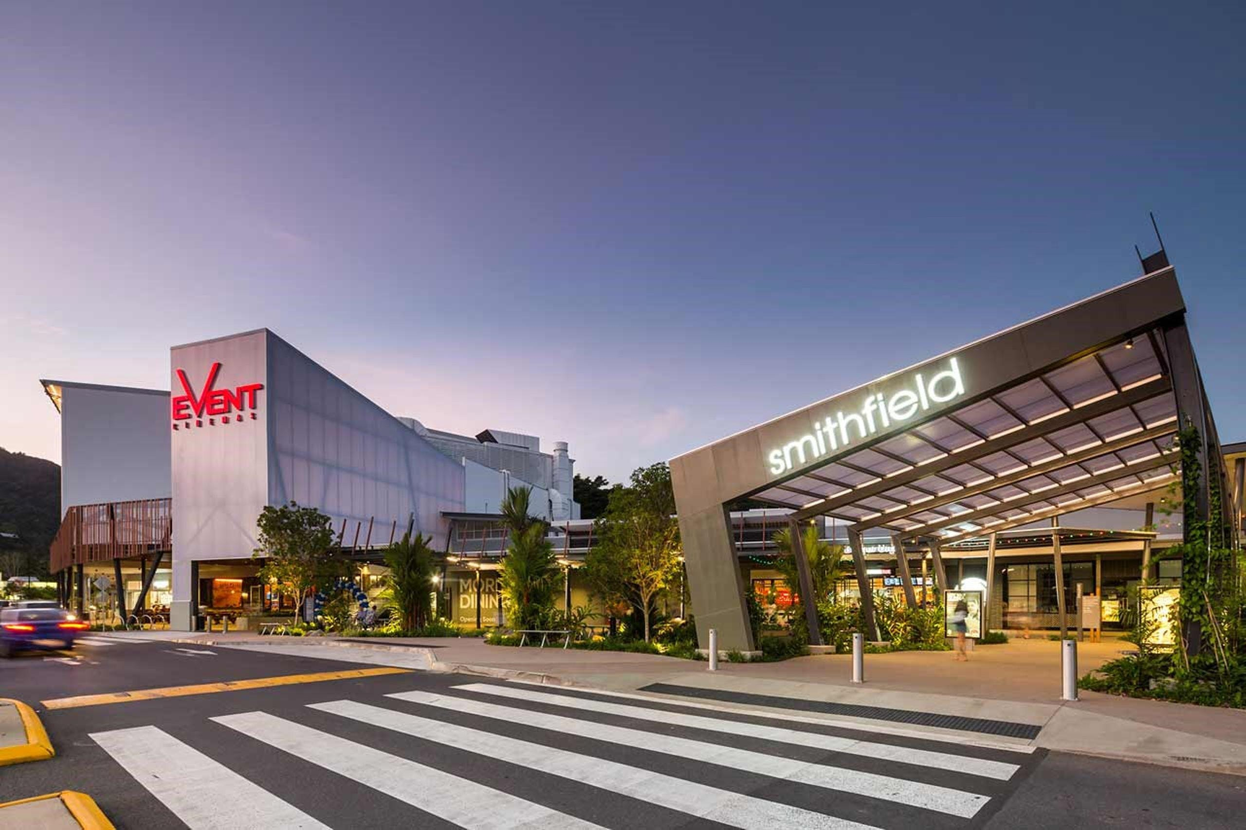 Smithfield Shopping Centre - Tourism Bookings WA