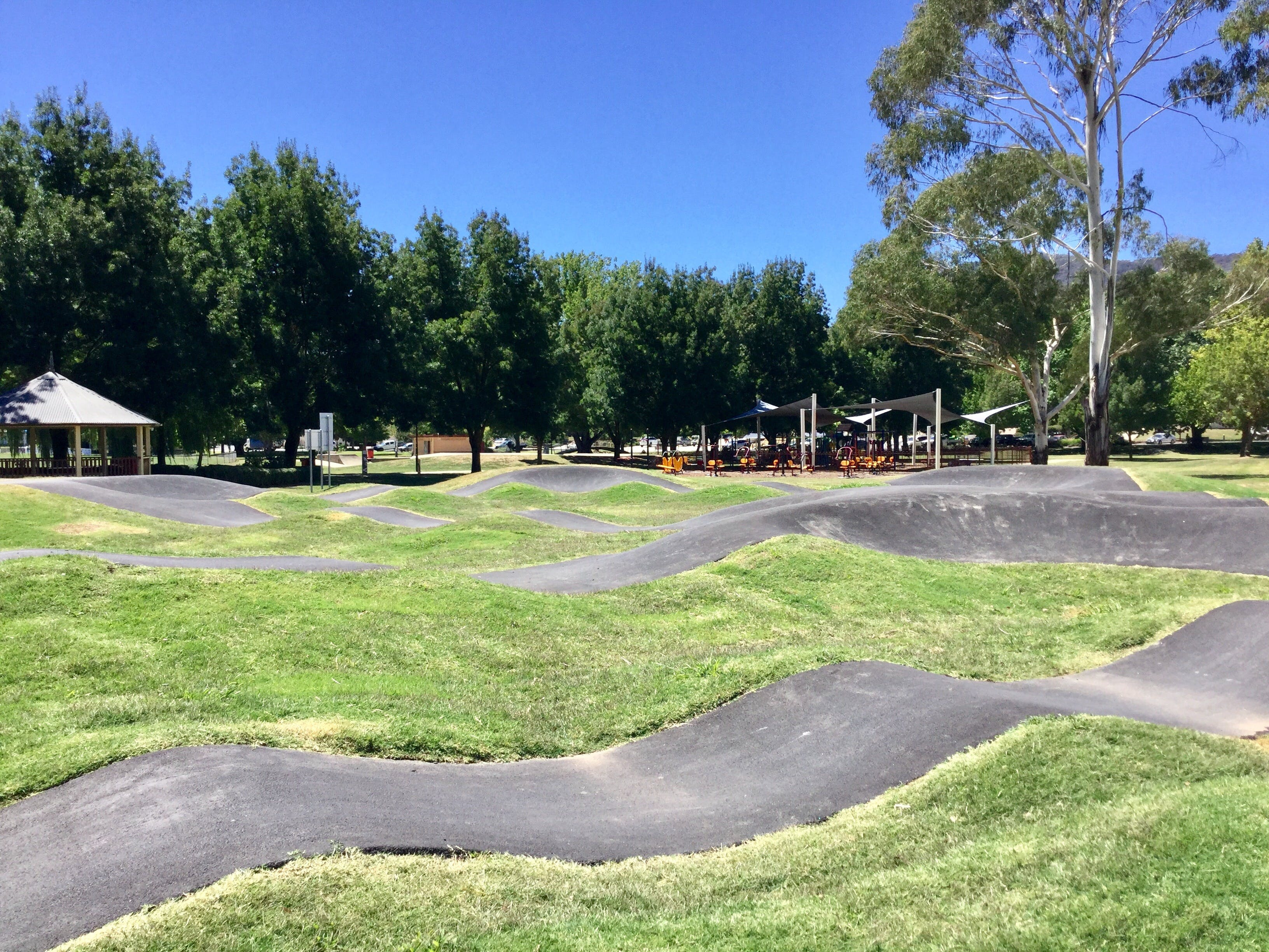 Tumbarumba Pump Track - Tourism Bookings WA