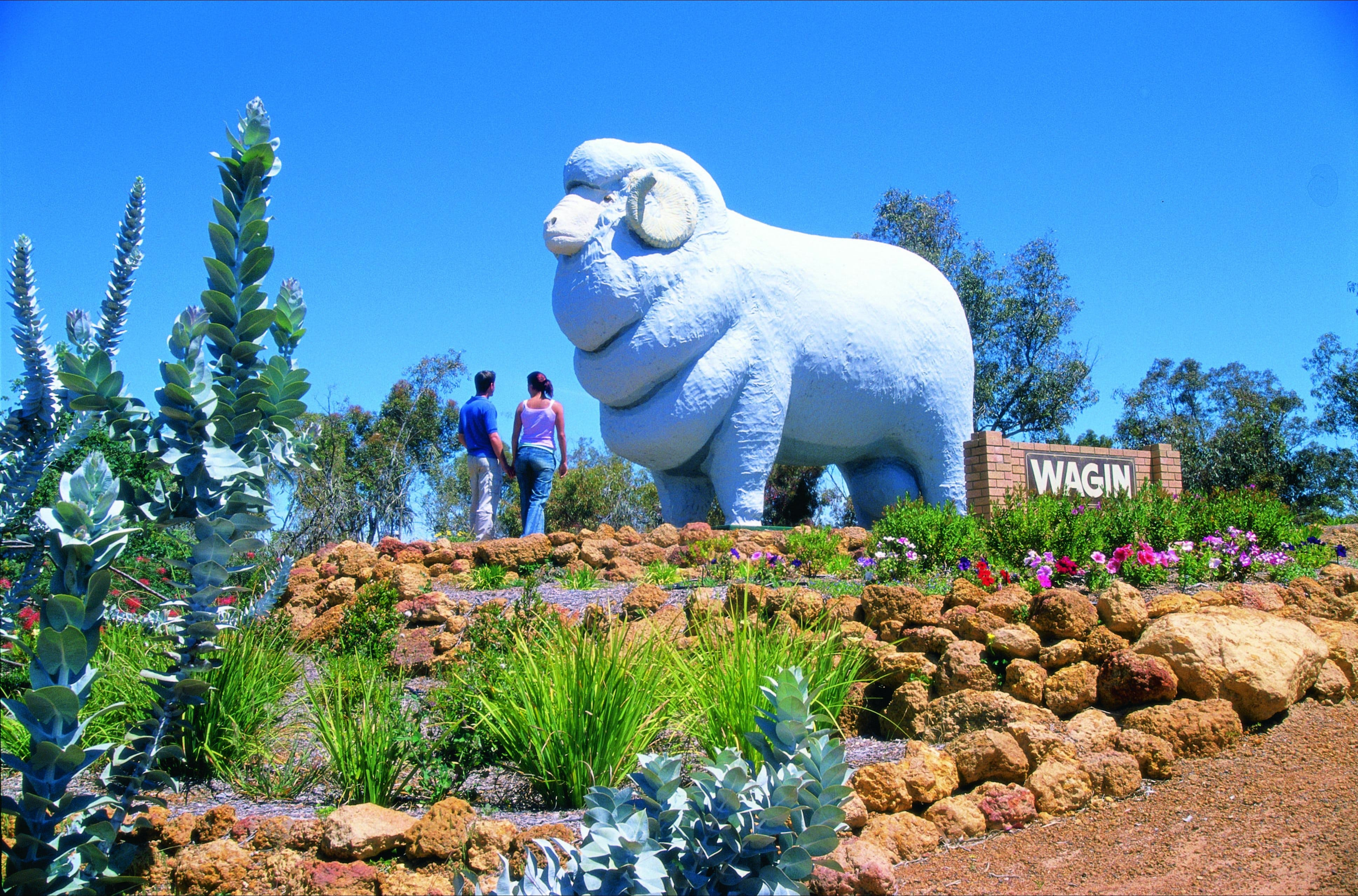 Wagin - Tourism Bookings WA
