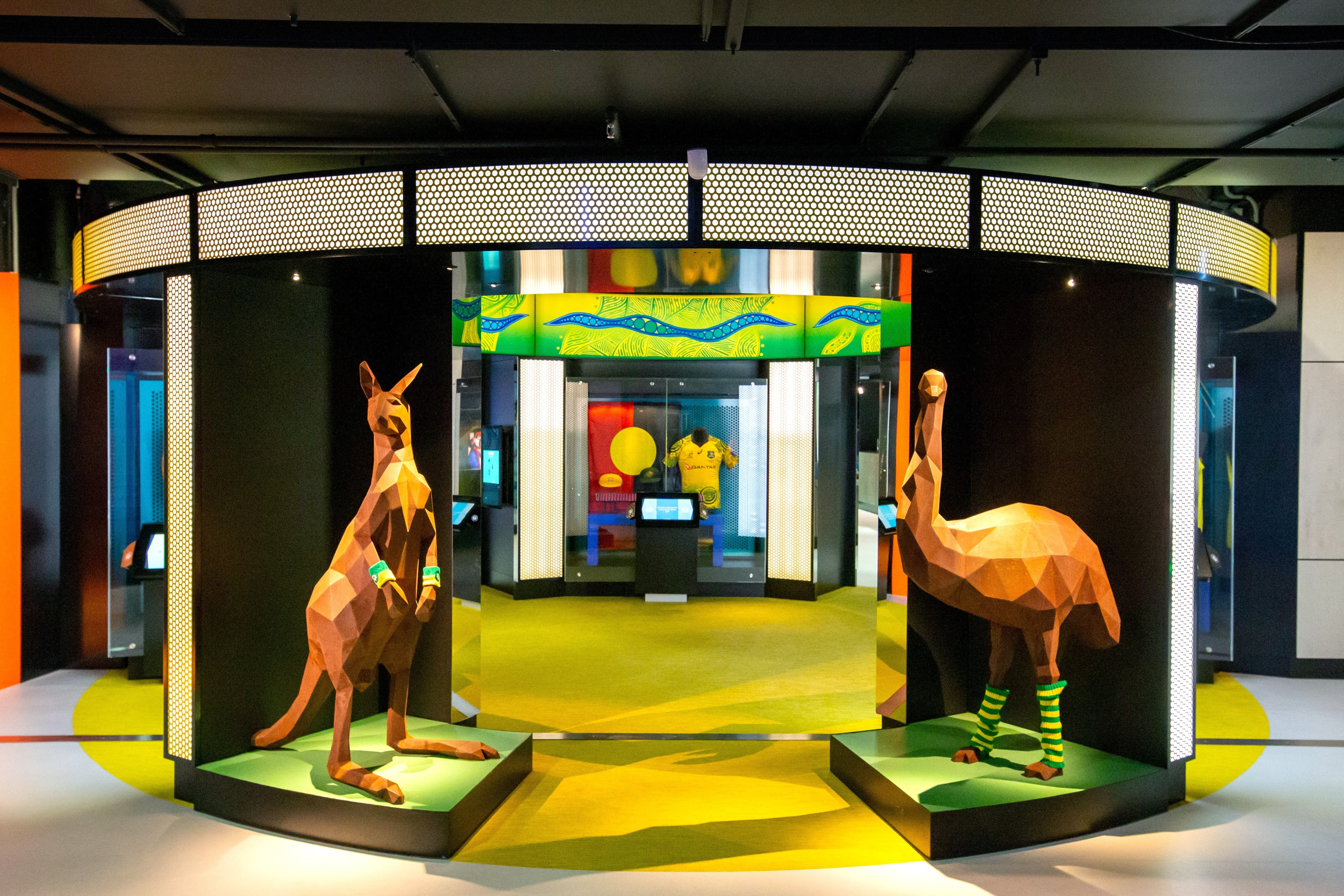 Australian Sports Museum - Tourism Bookings WA