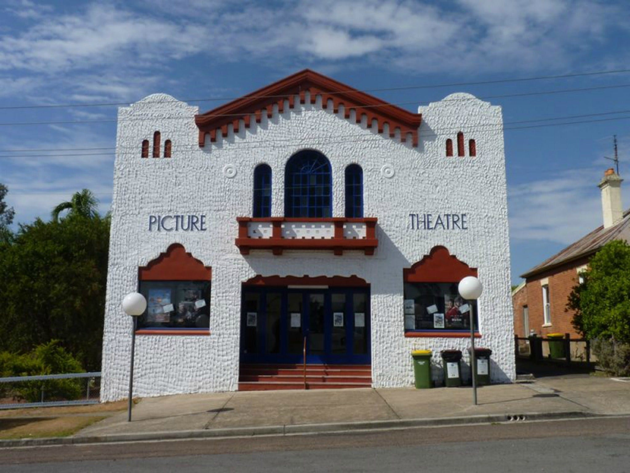 Dungog James Theatre - Tourism Bookings WA