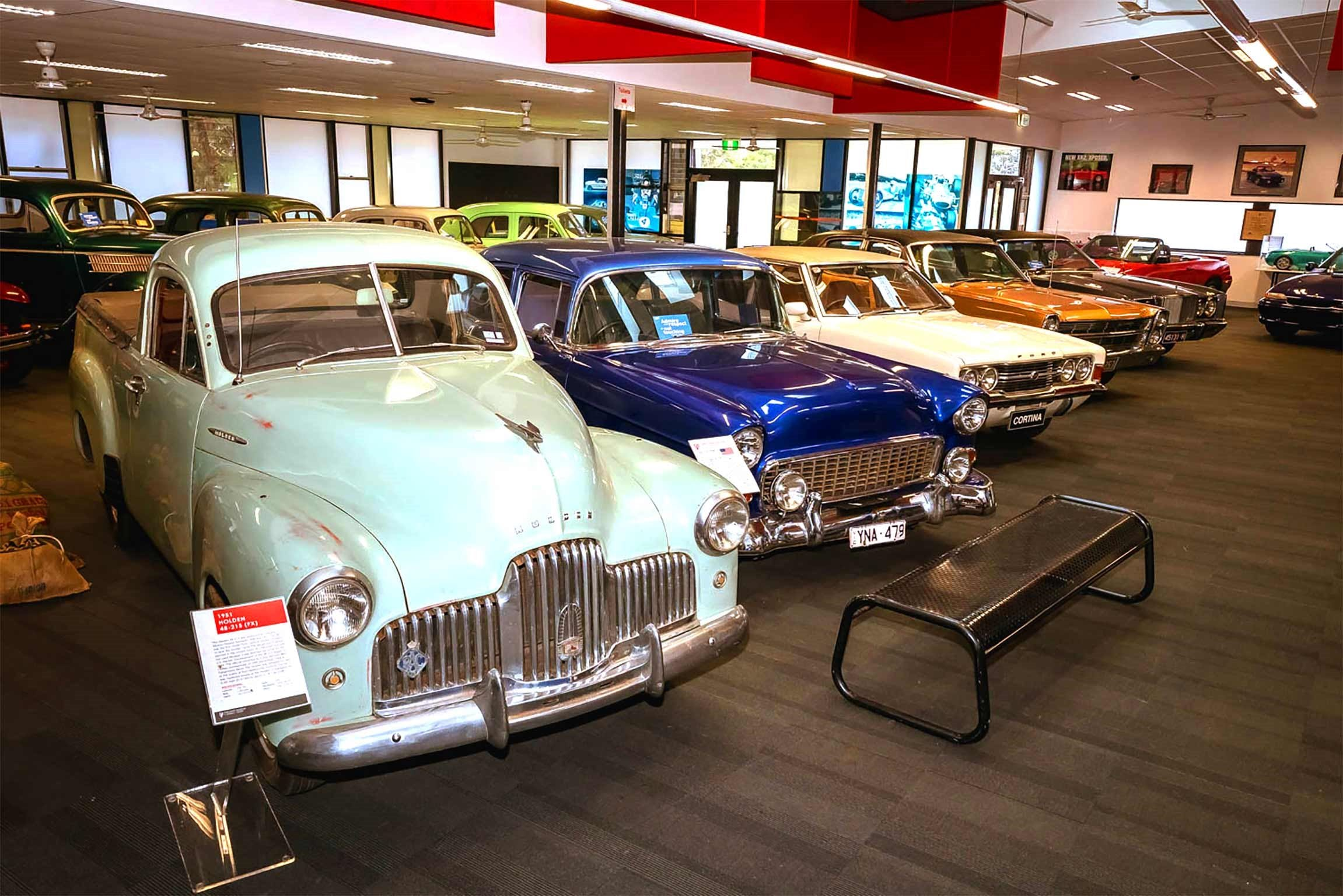 Geelong Museum of Motoring  Industry - Tourism Bookings WA