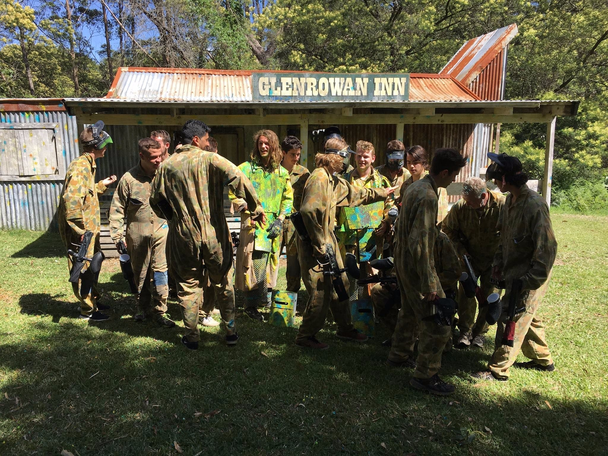 Skirmish Ulladulla - Tourism Bookings WA