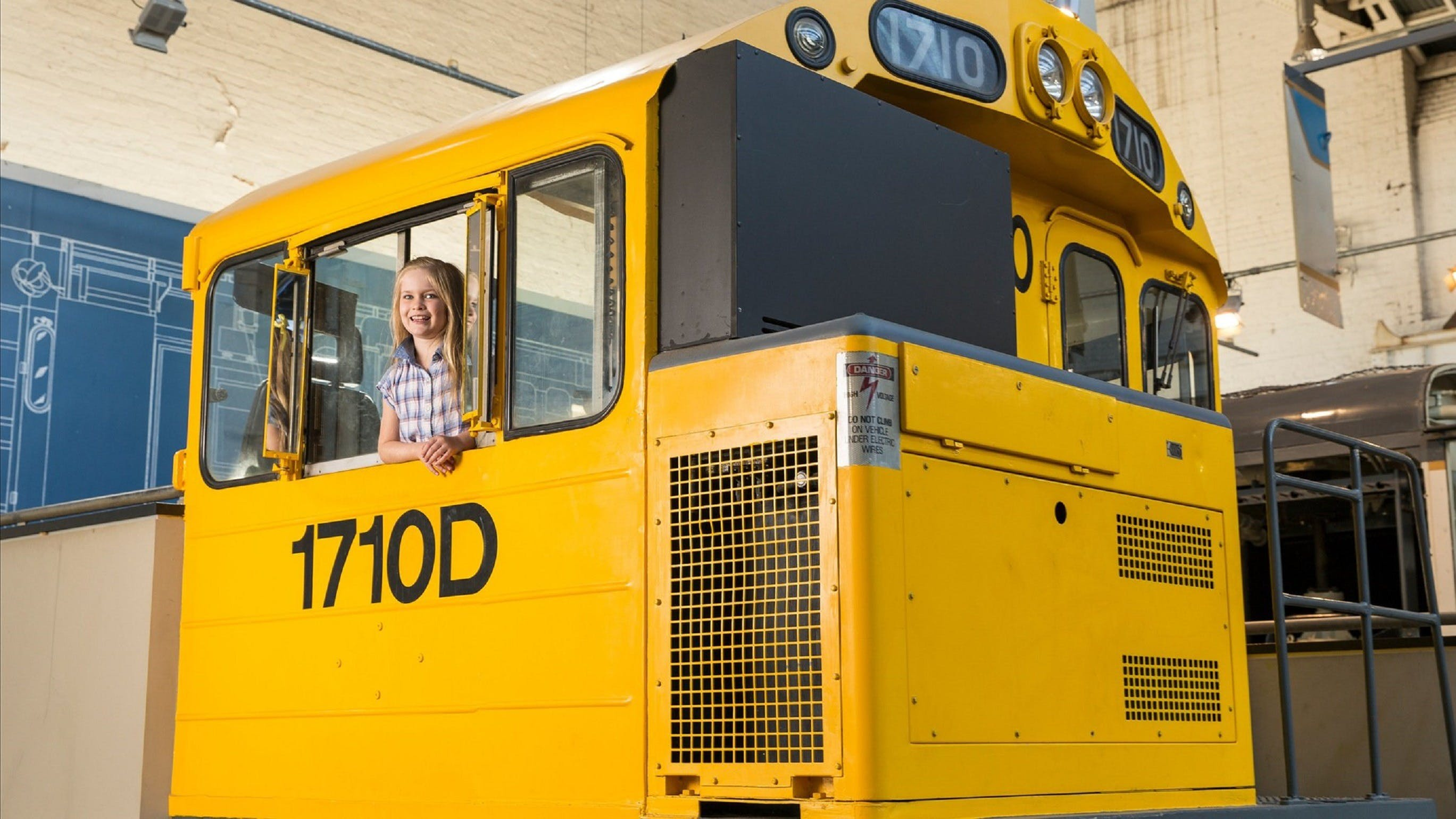 The Workshops Rail Museum - Tourism Bookings WA