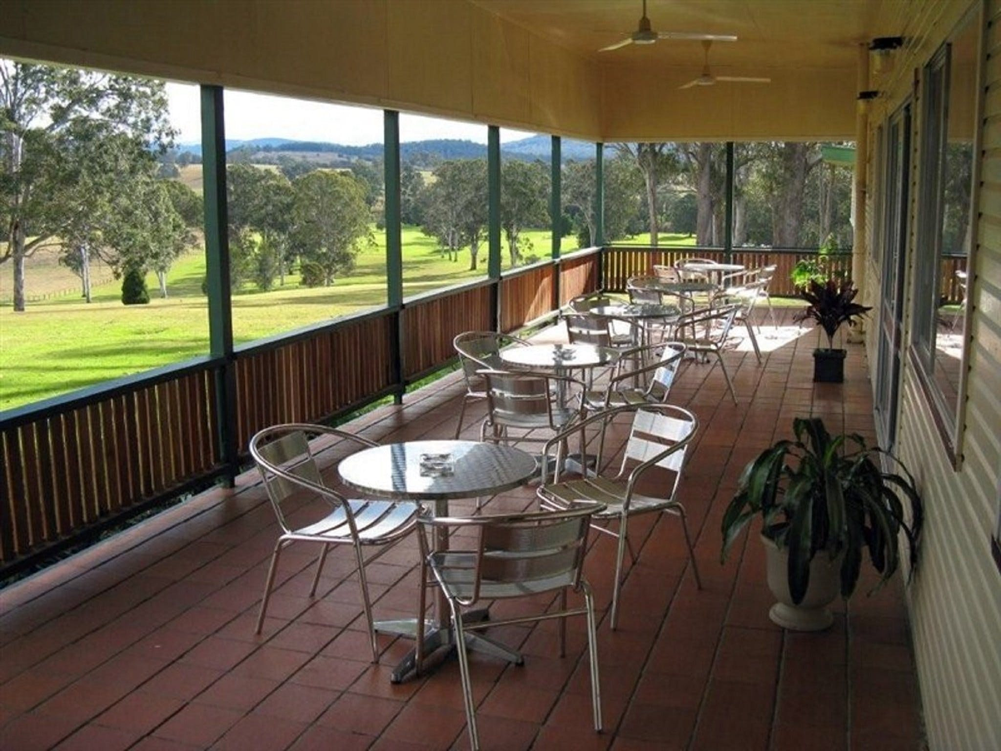 Woodenbong and District Golf Club - Tourism Bookings WA