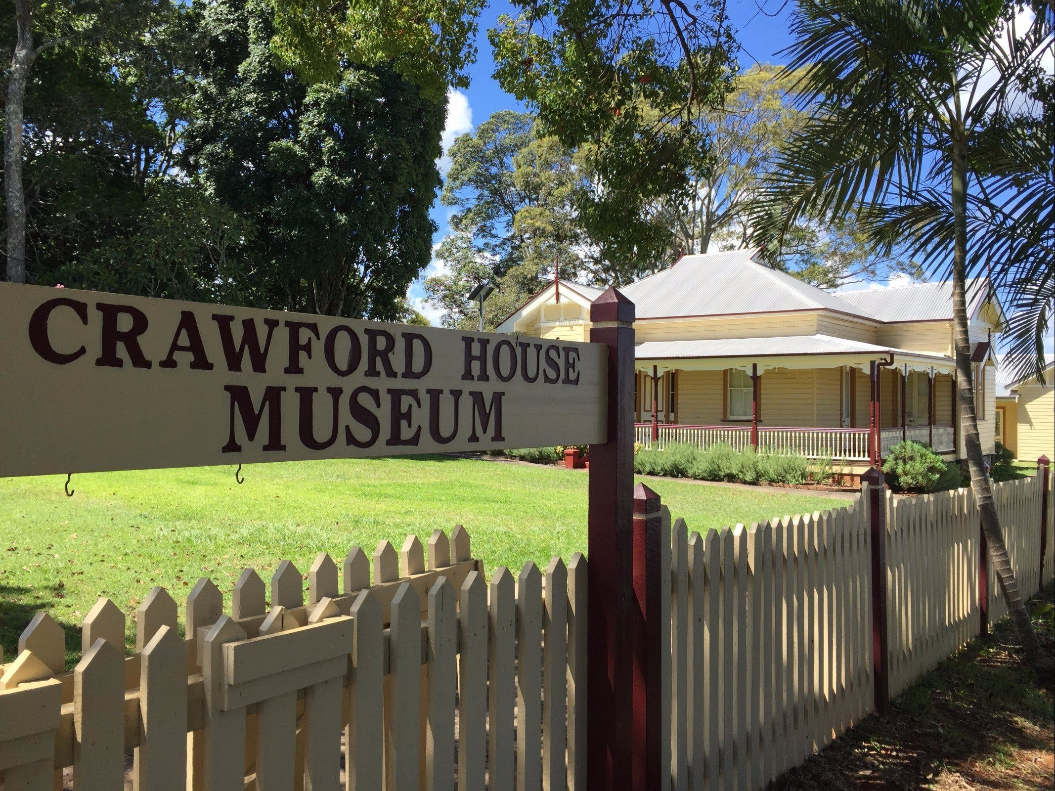 Crawford House Alstonville - Tourism Bookings WA
