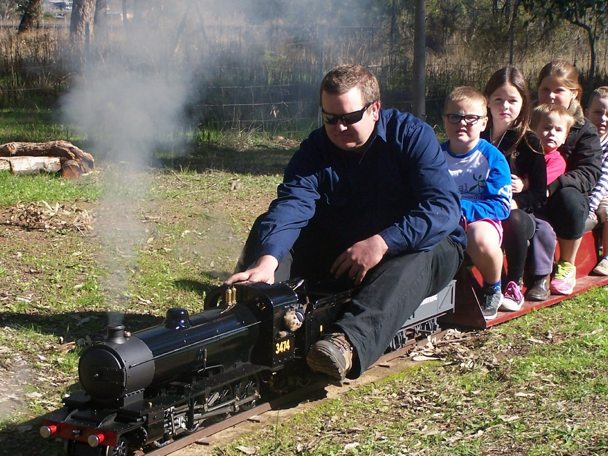 Mudgee Miniature Railway - Tourism Bookings WA