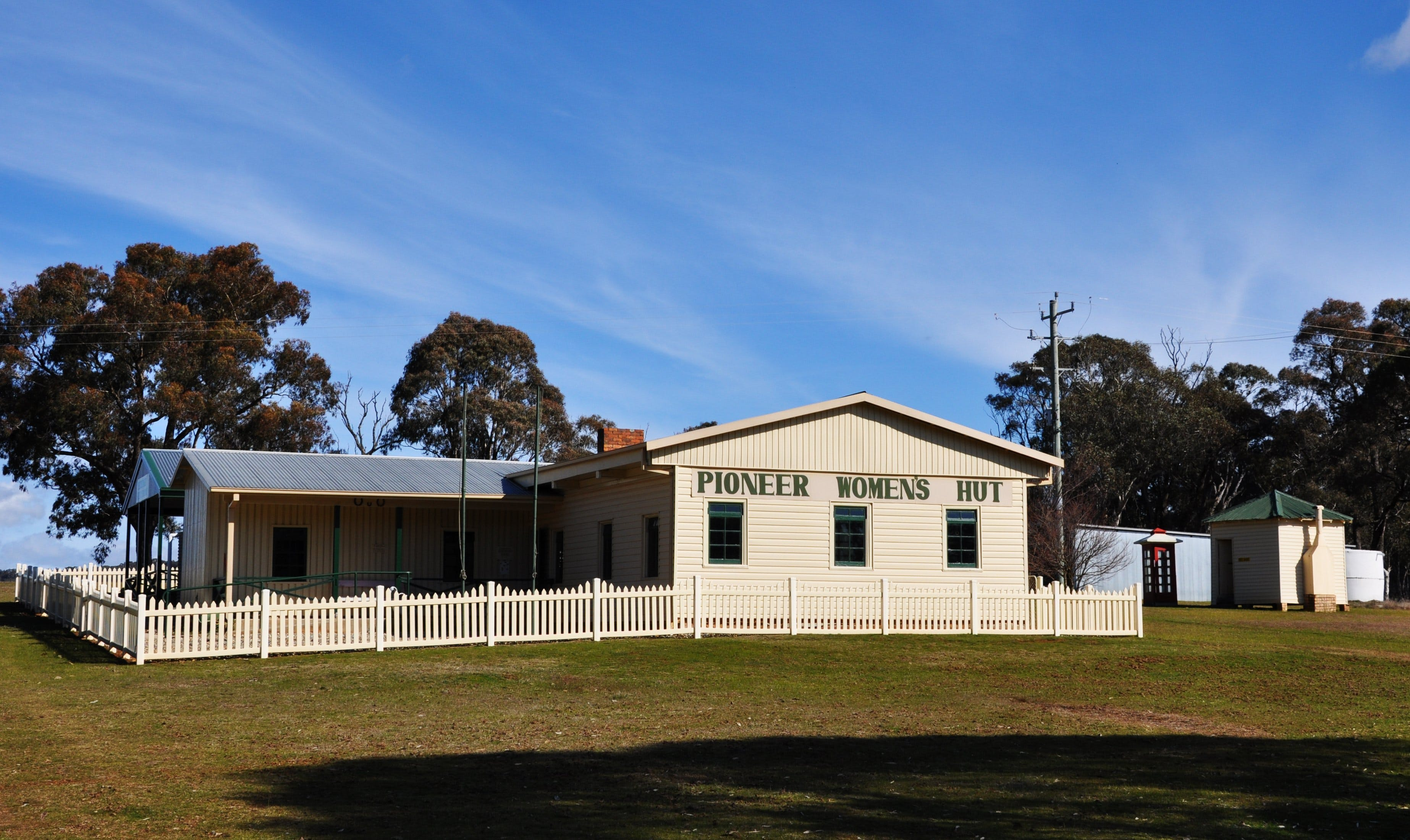 Pioneer Women's Hut Museum - Tourism Bookings WA