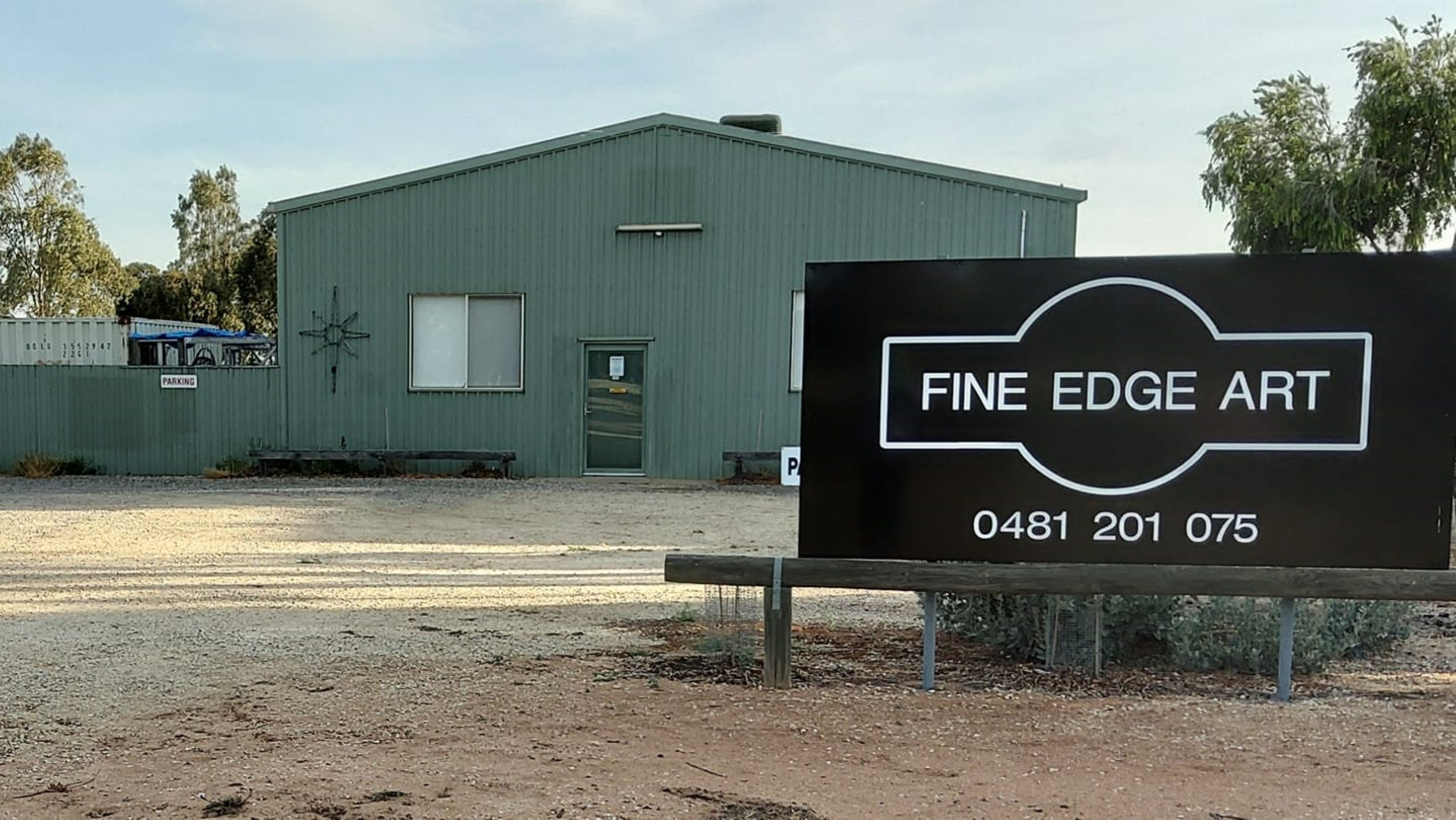 Fine Edge Art - Tourism Bookings WA