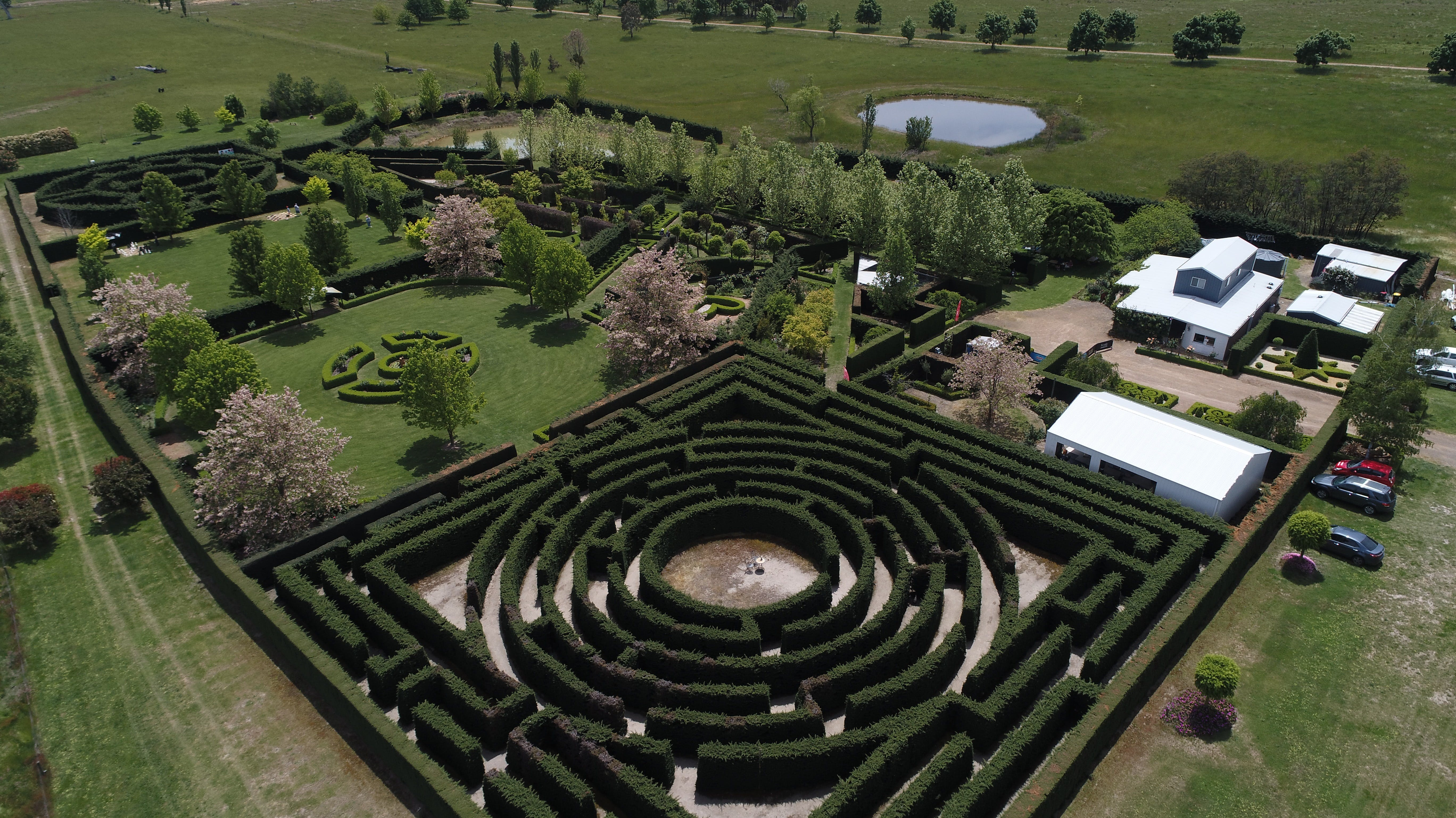 High Country Maze - Tourism Bookings WA