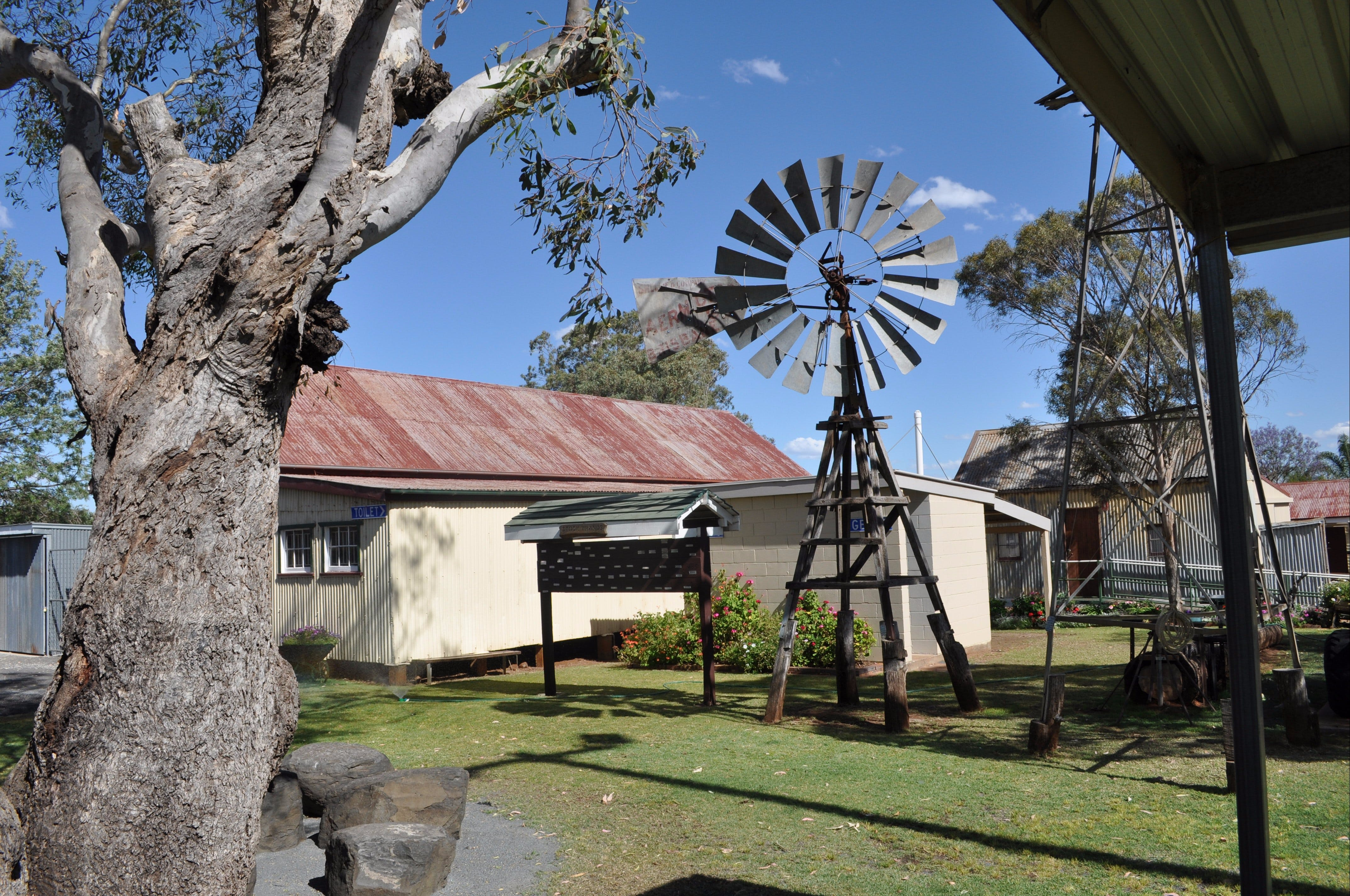 Pittsworth  Pioneer Historical Village - Tourism Bookings WA