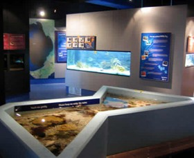 Marine and Freshwater Discovery Centre - Tourism Bookings WA