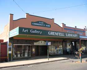 Grenfell Art Gallery - Tourism Bookings WA