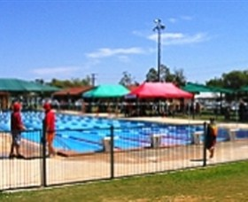 Charleville Swimming Pool - Tourism Bookings WA