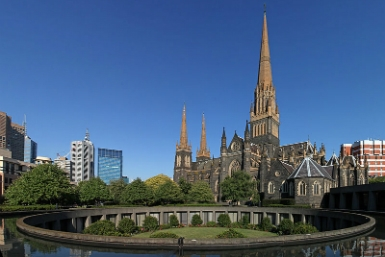 St Patrick's Cathedral - Tourism Bookings WA