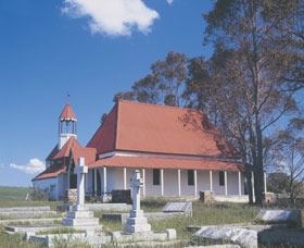 St Werburgh's Chapel - Tourism Bookings WA