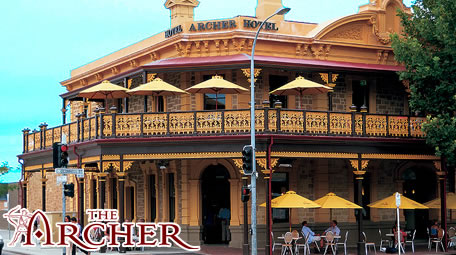 Archer Hotel - Tourism Bookings WA