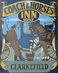 Coach  Horses Inn - Tourism Bookings WA