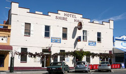 Shire Hall Hotel - Tourism Bookings WA