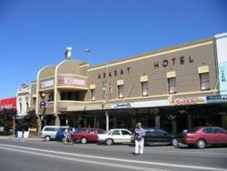 Ararat Hotel - Tourism Bookings WA