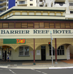 The Barrier Reef Hotel - Tourism Bookings WA