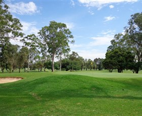 Singleton Golf Club - Tourism Bookings WA