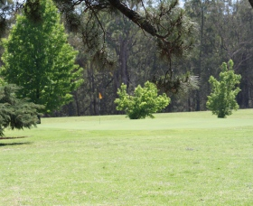 Inverell Golf Club - Tourism Bookings WA