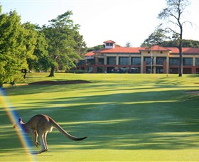 Royal Canberra Golf Club - Tourism Bookings WA