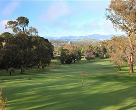 Federal Golf Club - Tourism Bookings WA
