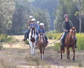 Horse Riding at Oaks Ranch and Country Club - Tourism Bookings WA