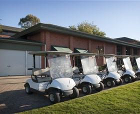Country Club Tasmania Golf Course - Tourism Bookings WA