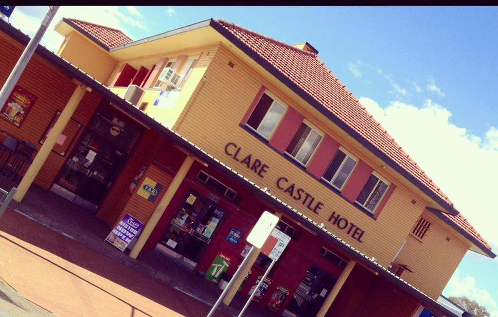 Clare Castle Hotel - Tourism Bookings WA