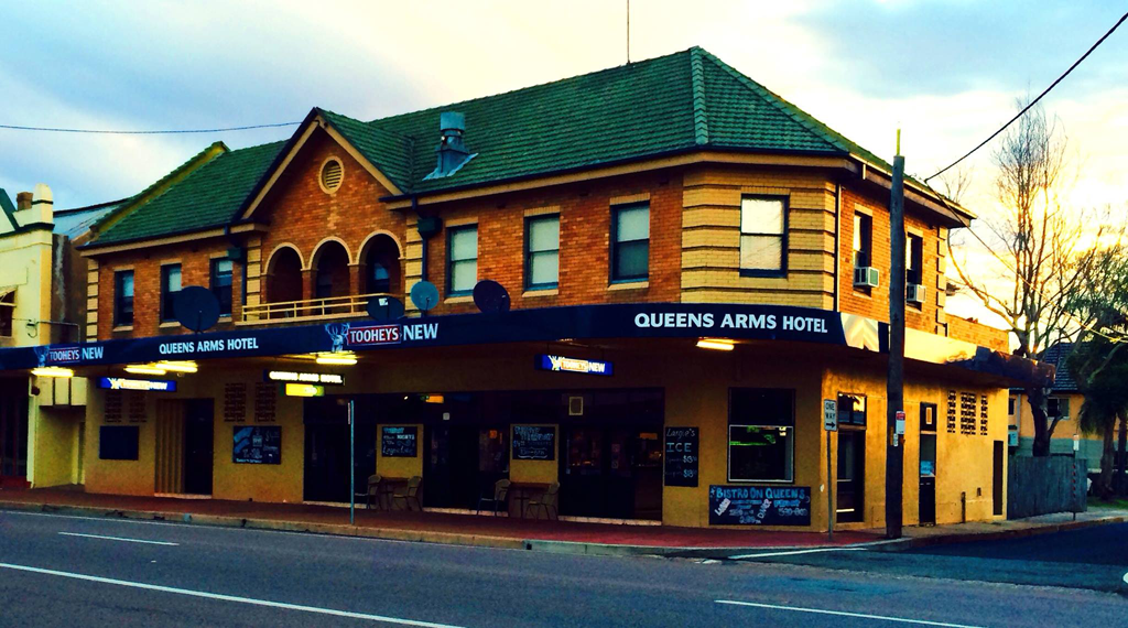 Queens Arms Hotel - Tourism Bookings WA