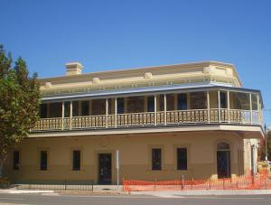 The British Hotel - Tourism Bookings WA