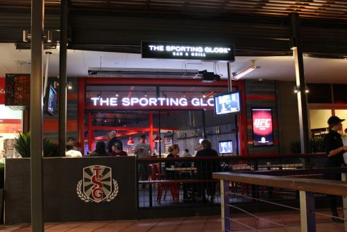 The Sporting Globe Bar amp Grill - Tourism Bookings WA
