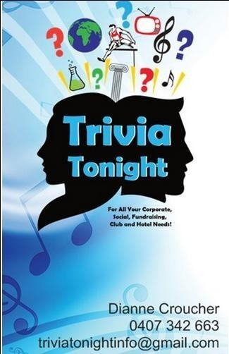 Trivia Tonight - Tourism Bookings WA