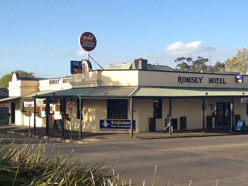 Romsey Hotel - Tourism Bookings WA