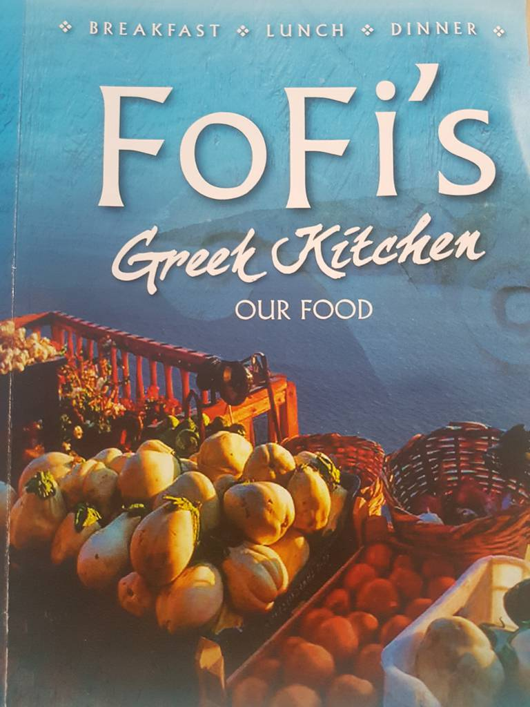 Fofi's Greek Kitchen - Tourism Bookings WA