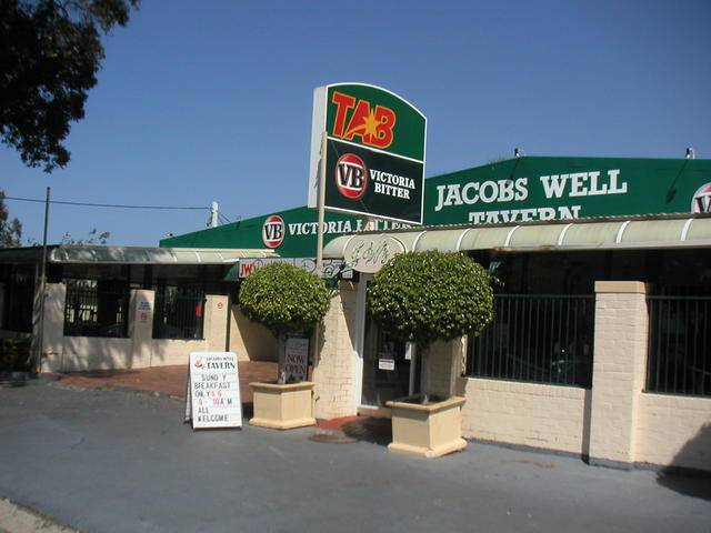 Jacobs Well Bayside Tavern - Tourism Bookings WA