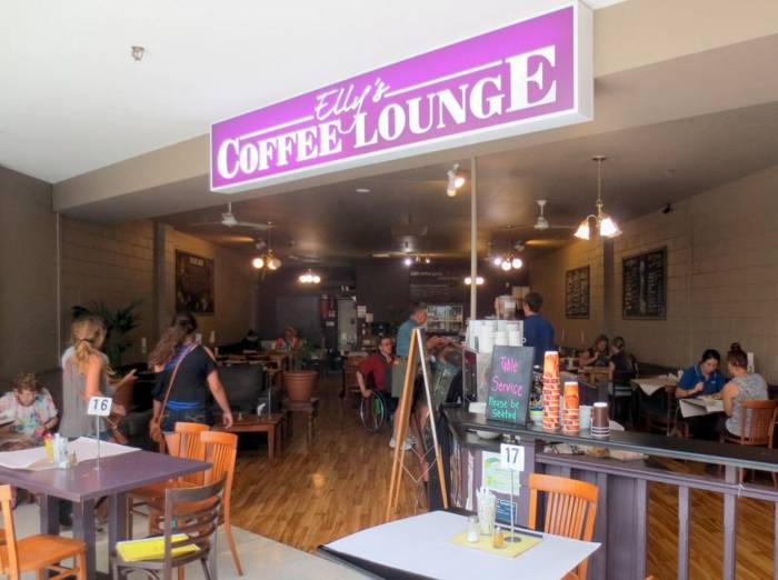 Ellys Coffee Lounge - Tourism Bookings WA