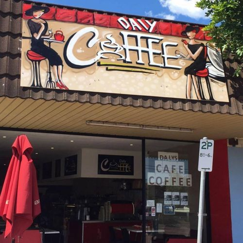 Daly Coffee Den