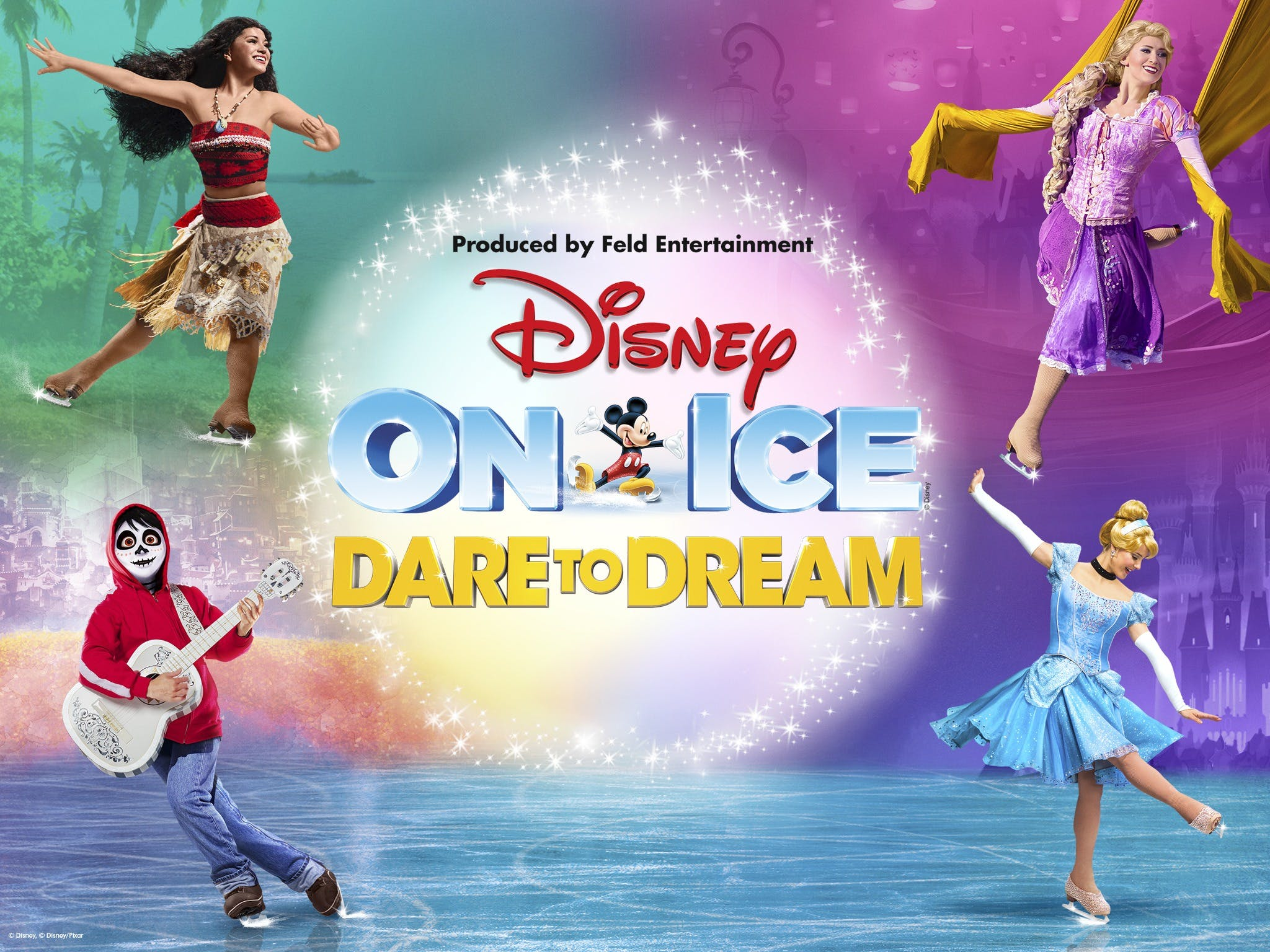 Disney On Ice presents Dare to Dream Sydney - Tourism Bookings WA